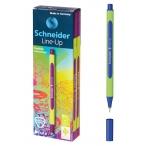 Ручка капиллярная Schneider  Line-Up 0,4 мм синий