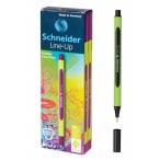 Ручка капиллярная Schneider  Line-Up 0,4 мм черный сапфир