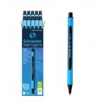 Ручка шариковая Schneider Slider Edge M черная