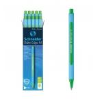 Ручка шариковая Schneider Slider Edge M зеленая