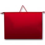 Папка А1 Оникс для рисования красная