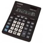 Калькулятор Citizen CDB1201-BK 12 разряд., черный, 155*205*28 мм, европодвес, (Correct D312)
