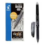 Ручка гелевая Pilot Frixion 0.5 черная пиши-стирай