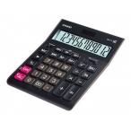 Калькулятор Casio GR-120 черный, 12 разряд., 15,5х20,9х3,5