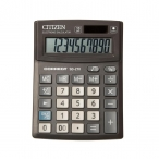 Калькулятор Citizen BusinessLine черный, настольный, 10 разряд., 13,6х10х3,2мм.