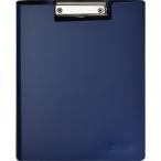 Папка-планшет А4 Attache синяя, с верхней створкой