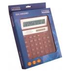 Калькулятор Citizen SDC-888 XRD, 12 разряд., красный, 203*160*31 мм, европодвес