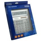 Калькулятор Citizen SDC-888XWH, 12 разряд., серый, 203*160*31 мм, европодвес