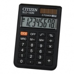 Калькулятор Citizen SLD-100NR,  8 разряд., 90*60*11 мм.