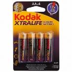 Батарейка Kodak Xtralife LR 6-4BL