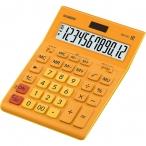 Калькулятор Casio GR-12 оранжевый, 12 разряд., 15,5х20,9х3,5