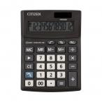 Калькулятор Citizen CMB1201-BK 12 разряд., черный, 138*103*24 мм, европодвес