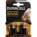 Батарейка Duracell LR14  С/ MN1400 алкалиновая