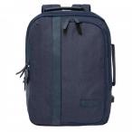 Рюкзак молодежный Grizzly синий, трансформер, 1отд., карманы, укреп.спинка, 29х40х8,5