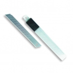 Лезвия для канцелярских ножей Attache  9мм, 10шт., пласт.футляр