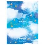 Записная книжка А5 BG  80л. Blue sky тв.обл., блок в точку, матовая ламинация