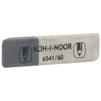 Ластик Blue Star Koh-I-Noor 6541/60 бело-серый