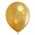 Шар воздушный occidental gold.metallic 12''/30см., латекс