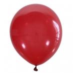 Шар воздушный occidental cherry red 12''/30см., латекс, декорат.