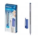 Ручка шариковая Pensan Triball синяя, трехгр., 1мм.