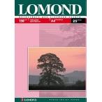 Фотобумага Lomond А4 150гр. 25л. глянцевая односторонняя для струйной печати