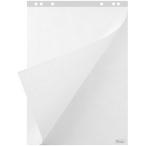 Блок бумаги для флипчарта Хатбер 64*92 белый, перфорация на отрыв