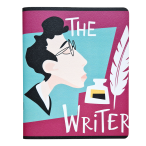 Тетрадь А5 48л. Be Smart Writer.Писатель клетка, микротекст., ламинация, скр.углы, 165х203