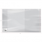 Обложка для дневников и тетрадей Greenwich Line А5 (225*390) универс., с липким слоем,  90мкм., пп