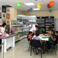 Открытие нового супермаркета «Канцелярский мир»!
